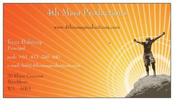4th Mesa Production